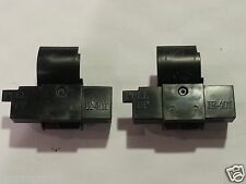 2 Pack! Casio HR 150 LC Plus Printing Calculator Ink Rollers - FREE SHIPPING