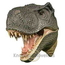 Attack Plaque T Rex Wall Mount Scary Funny Home Decoration Novelty Gift Item