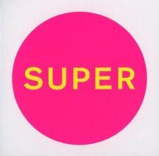 PET SHOP BOYS - SUPER - NEW CD ALBUM