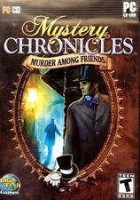 Mystery Chronicles Murder Among Friends PC Games Window 10 8 7 Vista XP Computer