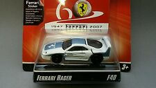 Hot Wheels Racer Ferrari F40 Sticker 60s Anniversary