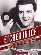 Etched in Ice: A Tribute to Hockey's Defining Moments