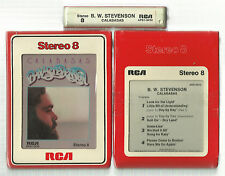 B.W. Stevenson, Calabasas, 1974 RCA, Sealed 8 Track Tape, Country