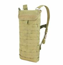 CONDOR MOLLE Modular 2.5L Water Hydration Carrier + Bladder HCB 003 TAN