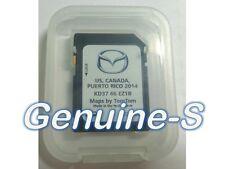 2013 2014 Mazda CX-5 CX5 CX-9 CX9 Navigation DATA OEM SD CARD Maps U.S Canada