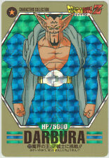 Carte Dragon Ball Characters Collection n° 22