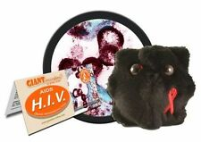 GIANTMICROBES ORIGINAL HIV Human immunodeficiency virus AIDS - A.I.D.S. H.I.V.