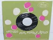 """JUNE VALLI You Were Meant For Me / I Love You Truly 7"""" 45 RPM Mercury 71480X45"""