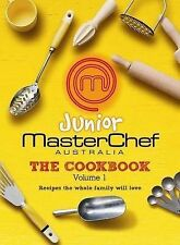 Junior MasterChef Australia: The Cookbook (Volume 1) by HarperCollins Publishers