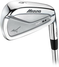 NEW MIZUNO MP 64 IRON SET 4-PW KBS TOUR C-TAPER STIFF STEEL IRONS MP64