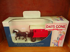 Lledo Days Gone DG003019 Royal Mail Horse Drawn Delivery Van (A+/AB)