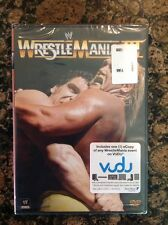 WWE - Wrestlemania III  -3 (DVD, 2013) NEW-AUTHENTIC US Release