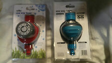 Water saving timer 5-120 min Garden Hose Pipe Tap Watering Sprinkler Mechanical