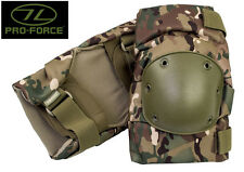 Army Combat Military Tactical Work US Paintball Knee Pad Spec Ops HMTC Camo