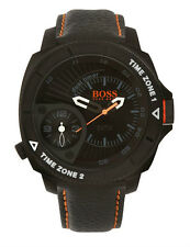 Hugo Boss Orange 1513221 Men's Stainless Steel Dual Timer Watch