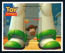 X0 Disney 445  Uganda SC# 1482 Toy Story MNH