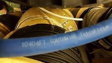 Southwire Telcoflex II 57128401 Central Office Power Wire Cable 4/0awg Blue/1ft