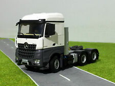 WSI TRUCK MODELS,MERCEDES AROCS MP4 6x4 STREAM SPACE,1:50,DIECAST
