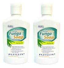 2 PACK Pedifix Funga Soap Cleansing Wash 6 oz (092437307104)