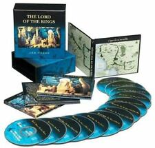 The Lord of the Rings by J. R. R. Tolkien (1999, CD, Unabridged) 13 DISCS; LN!