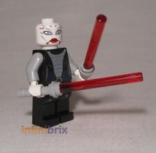 Lego Asajj Ventress from Set 7957 Sith Nightspeeder Star Wars BRAND NEW sw318