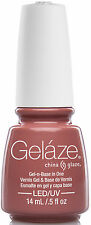Gelaze by China Glaze Gel Color Polish Dress Me Up - 14 mL / 0.5 fl oz - 81628