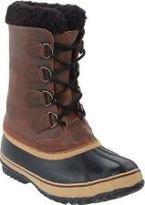 New in Box Sorel Men's 1964 Pac T Snow Boot Boots Waterproof Brown 7 D(M) US