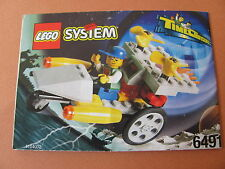 LEGO 6491 @@ NOTICE / INSTRUCTIONS BOOKLET / BAUANLEITUNG 2