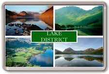 FRIDGE MAGNET - LAKE DISTRICT - Large - Cumbria TOURIST