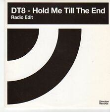 (EB590) DT8, Hold Me Till The End - 2007 DJ CD