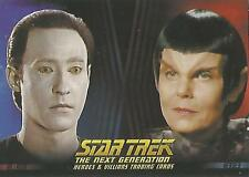 "Star Trek TNG H&V - P2 ""Non-Sport Update"" Promo Card"