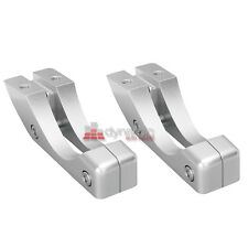 JL AUDIO M-MCPv3-NA Marine ETXv3 Tower Speaker Clamps for Nautique Boats