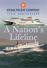 Steam Packet Company - 175th Anniversary New DVD A Nation's Lifeline Isle of Man