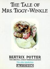 The Tale of Mrs. Tiggy-Winkle (Peter Rabbit) Potter, Beatrix Hardcover