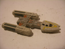 Galoob Hasbro vintage Action Flett STAR WARS MICRO MACHINE Mini Vaisseau Y-WING