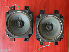 2 SPEAKERS for ROLAND ITALY E86 E-86 Series and compatibles  Repair RARE VG