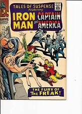 Marvel Comics Tales Of Suspense No 75 First Sharon Carter Batroc FN 6.0?