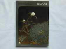 Eskenazi hard bound catalogue 1989-laque du japon-ware verbrugge collection