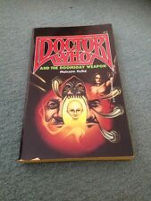 Doctor Who And The Doomsday Weapon Malcolm Hulke US Pinnacle Edition