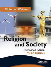 Religion & Society: Foundation Edition (Ral)