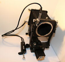 MAMIYA 645 AUTO BELLOWS N with MAMIYA DOUBLE RELEASE , UK SELLER !!
