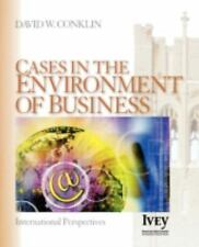 Cases in the Environment of Business: International Perspectives (The -ExLibrary