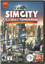 SimCity Cities of Tomorrow Expansion Pack DOWNLOAD (NO DISC) (PC Games)