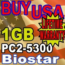 1GB Biostar GeForce 6100 AM2 Ver.3.x Memory Ram