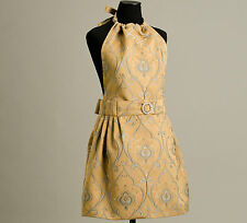 Marrakesh Gold Apron, NEW, made in USA