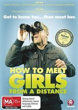 How to Meet Girls from a Distance DVD NEW