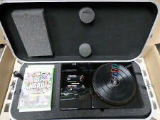 XBOX 360 DJ Hero Renegade Bundle (Turntable + Stand + Game)  BRAND NEW