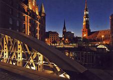 AK: Pickbuben mit Blick auf die St. Katharinen Kirche