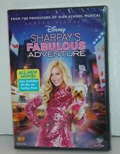 Disney, Sharpay's Fabulous Adventure, NEW DVD, FREE Shipping