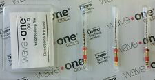Waveone Gold Wave One Files 25mm Primary Endodontic Root Canal Dentsply Tulsa